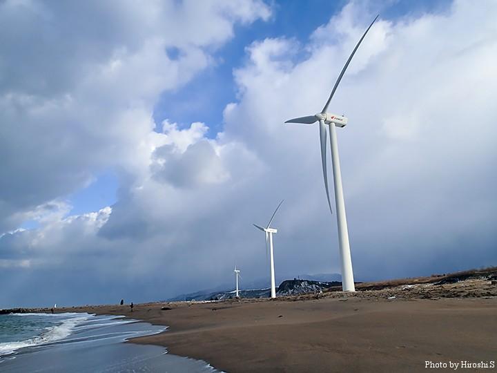先週よりは風は弱いとはいえ、アゲインストの風には手を焼いてしまう。