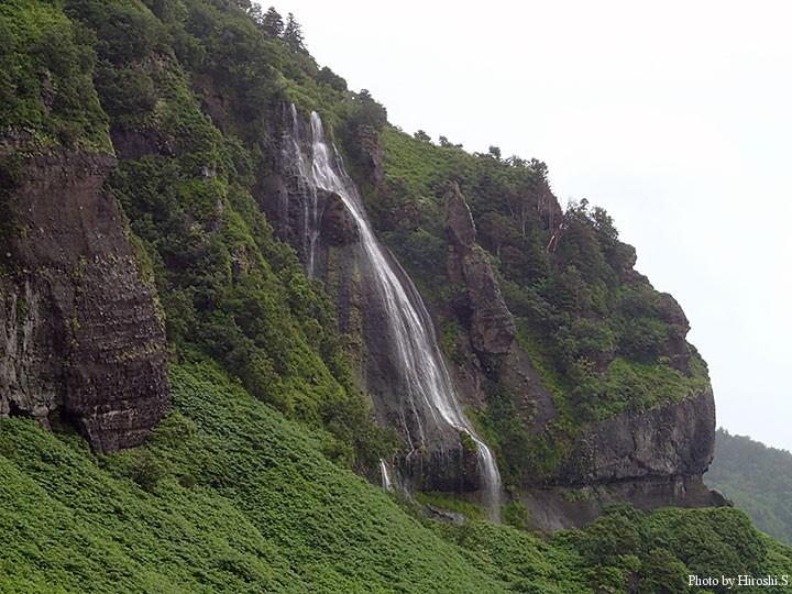 滝の下 女滝