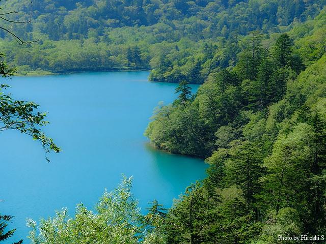 オコタンペ湖 北海道三大秘湖の1つ