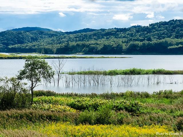 2012年に完成した当別ダム 僕のカーナビは地図が古い事もあり、このダムは記載されていない