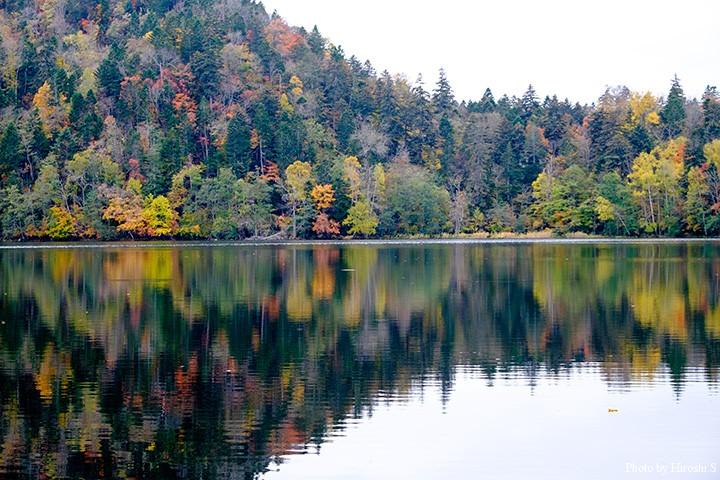 チミケップ湖
