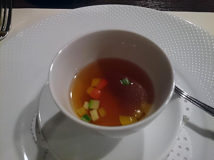 ホテル浜比嘉島リゾート スープ