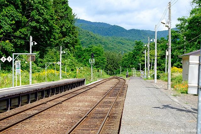 仁木町 銀山駅