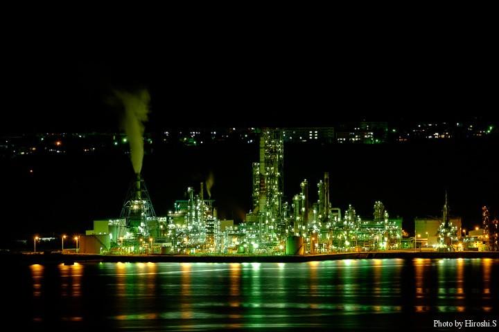 JX日鉱日石エネルギー(株)室蘭製造所