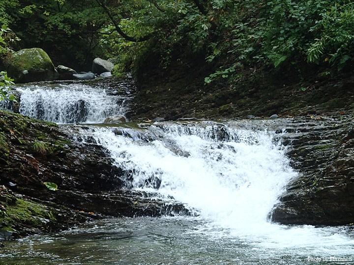 久しぶりに歩いた山岳渓流は、やはり美しく魅力的な場所であった。
