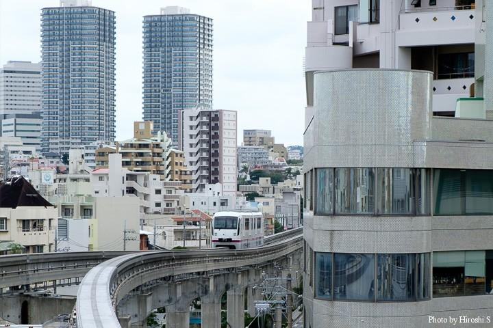日本最南端の鉄道である、ゆいレール