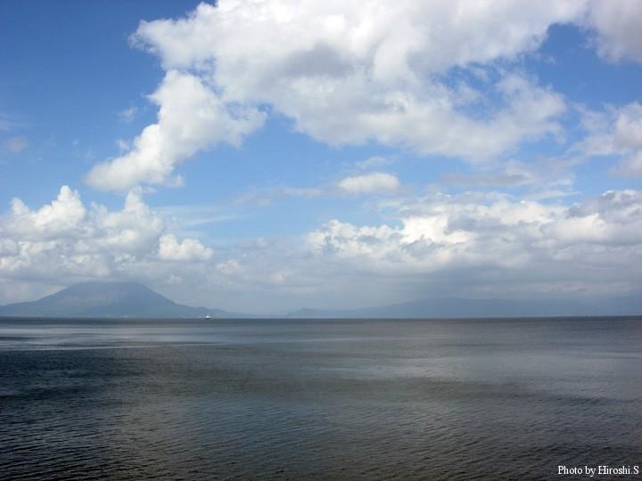 鹿児島と言えば、観光客にとっては桜島であろう