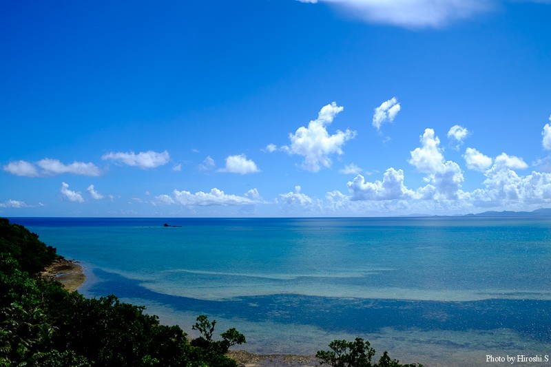 西表島西海岸