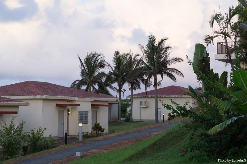 西表島 ラティーダ西表のコテージ(宿泊棟)