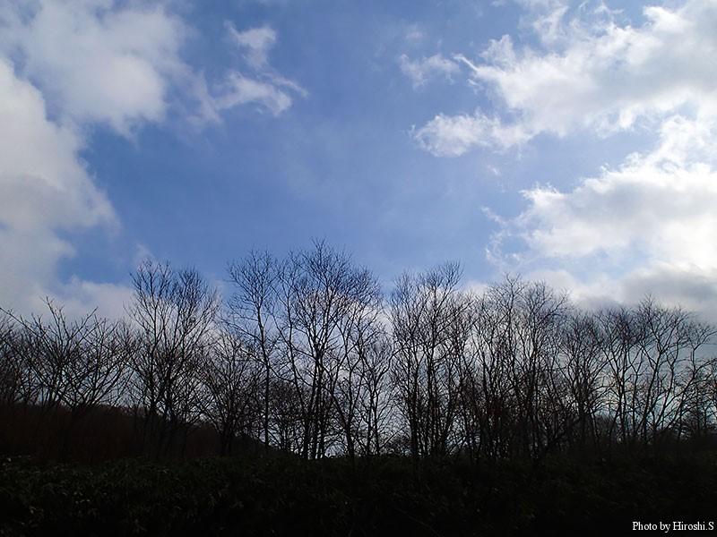 青空が出たこともあったが、徐々に気温の下がる1日であった。